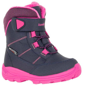 Kamik Stance Winter Boots Toddlers navy/magenta